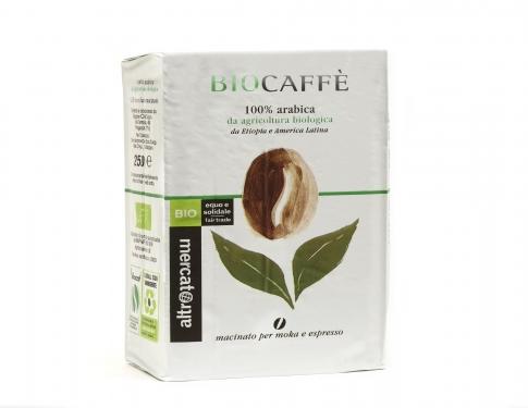 Biocaffè 100% arabica Altromercato