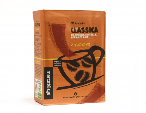Caffè Miscela classica Altromercato