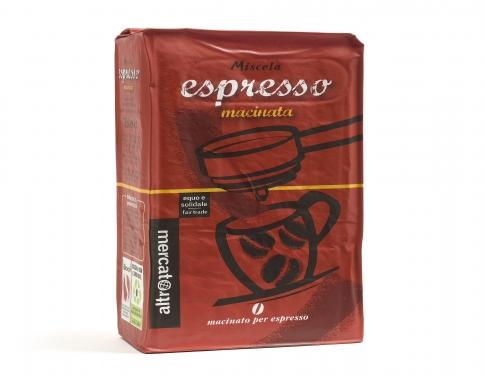 Caffè Miscela espresso Altromercato