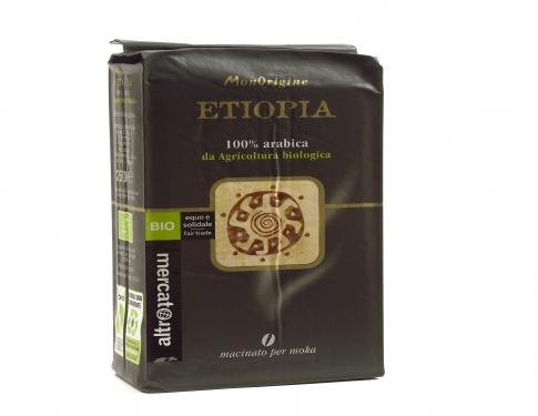 Caffè BIO  Etiopia Altromercato