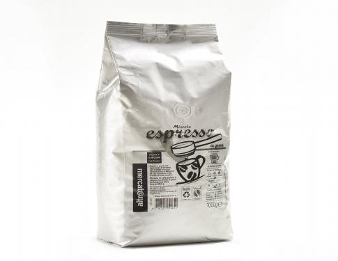Caffè espresso in grani Altromercato