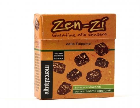 Zen-zì Gelatine allo zenzero