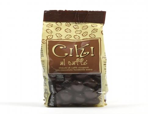 Ciki Caffe' ricoperto al cioccolato