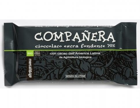 Companera Cioccolato fondente BIO