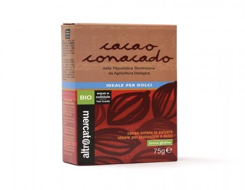 Cacao amaro in polvere BIO Altromercato