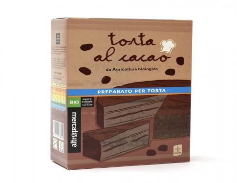 Preparato per torte al cacao BIO