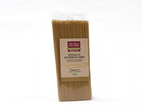 Spaghetti farina di farro  BIO