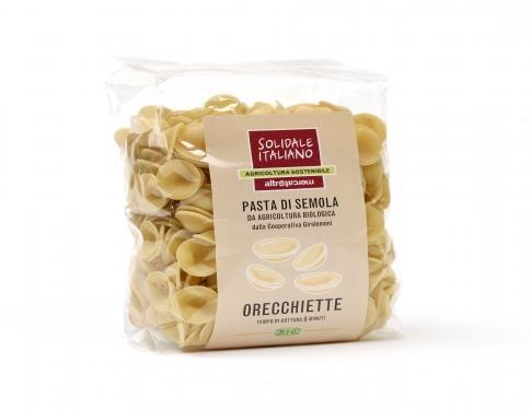 Orecchiette pasta di semola BIO
