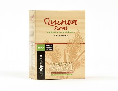 Quinoa real BIO Altromercato