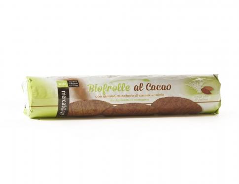Biofrolle al cacao BIO Altromercato