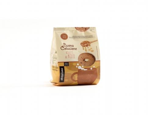 Biscotti al miele Altromercato