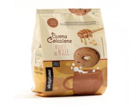 Biscotti al miele confezione famiglia