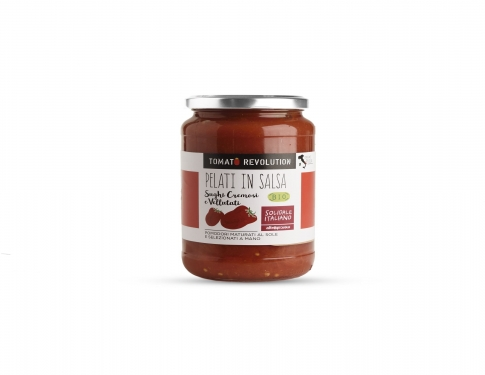 Pomodori pelati in salsa BIO