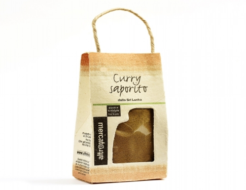 Curry saporito Altromercato