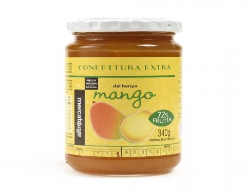 Confettura extra di mango Altromercato