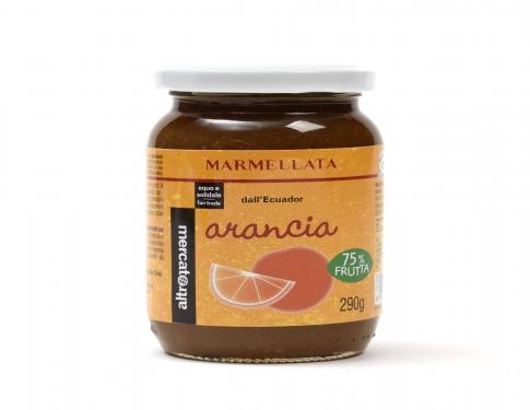 Marmellata di arance Altromercato