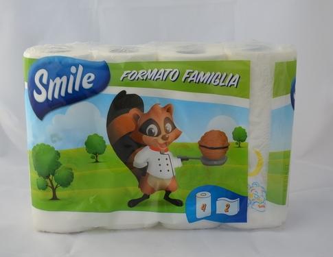 Asciugatutto Smile
