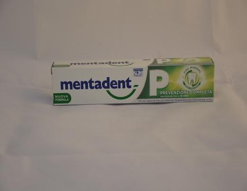 Dentifricio Mentadent P
