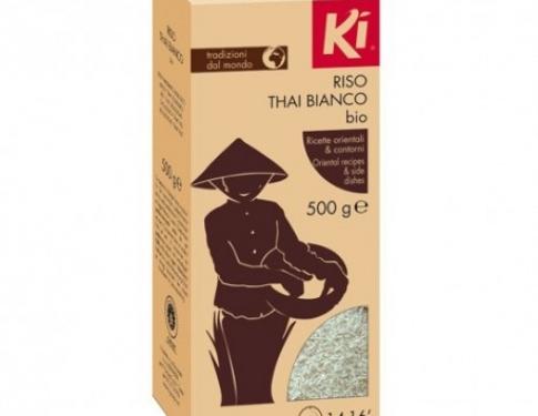 Riso thai bianco
