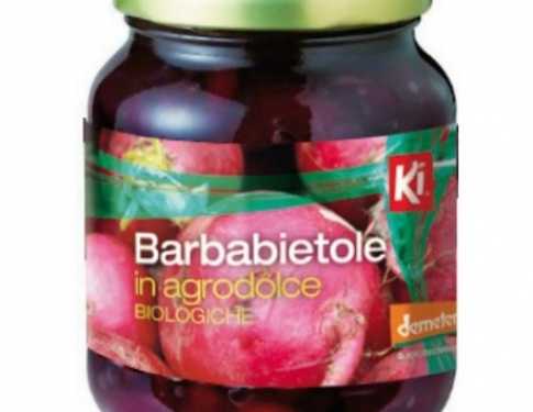 Barbabietole in agrodolce