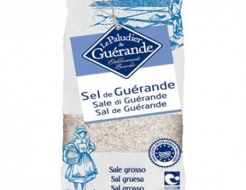 Sale atlantico di Guérande grigio grosso
