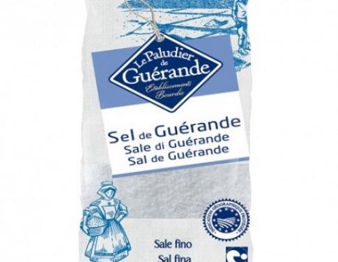 Sale atlantico di Guérande grigio fine