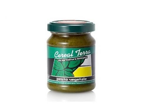 Pesto vegetale senza aglio