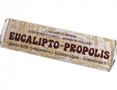 Caramelle eucalipto-propoli