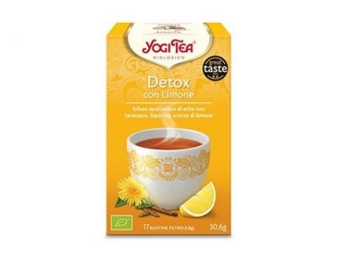 Detox con limone