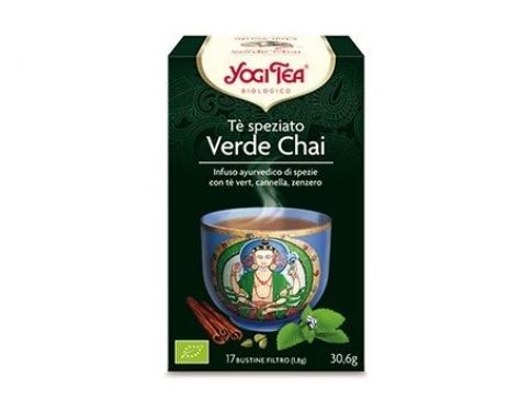 Tè chai verde