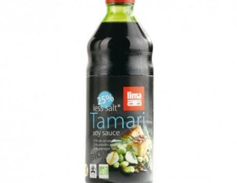 Tamari less salt -25%