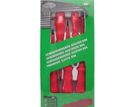 Hofftech Germany Set 6 Cacciaviti Isolati