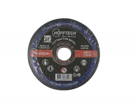 Hofftech Germany 10 Dischi Taglio 115 X 2,5 Mm