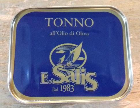 Tonno All'olio D'oliva Di Efisio Salis Dal 1983