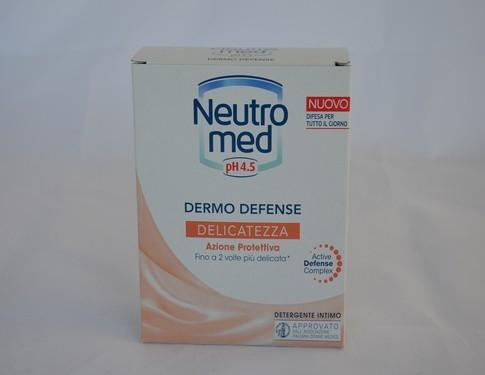 Detergente intimo Neutromed
