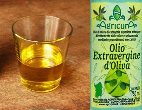 Agricura Olio Sardo Extravergine