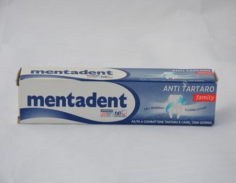 Dentifricio Mentadent