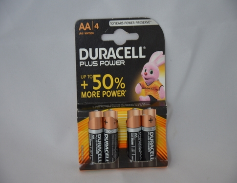 Batterie Stilo Duracell