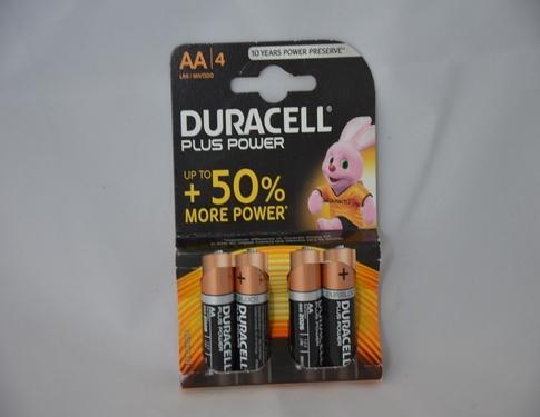 Batterie Ministilo Duracell