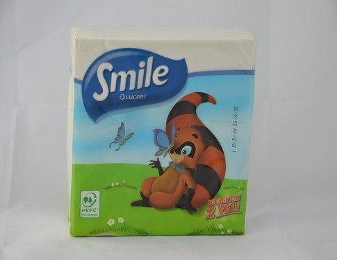 Tovaglioli Smile