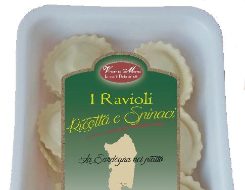 I Ravioli Ricotta E Spinaci