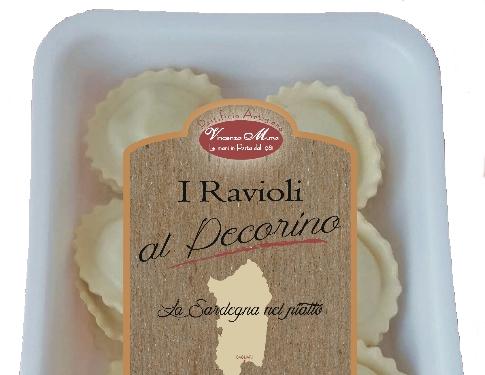 I Ravioli Al Pecorino Stagionato Dop