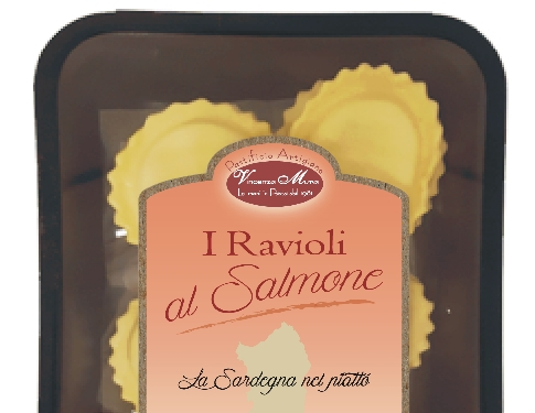 I Ravioli Al Salmone Affumicato