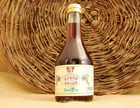 Aceto di Vino Rosso Sardo Spiga