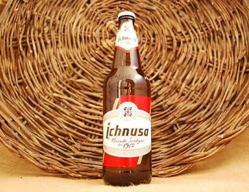 Birra Ichnusa Bionda Sarda