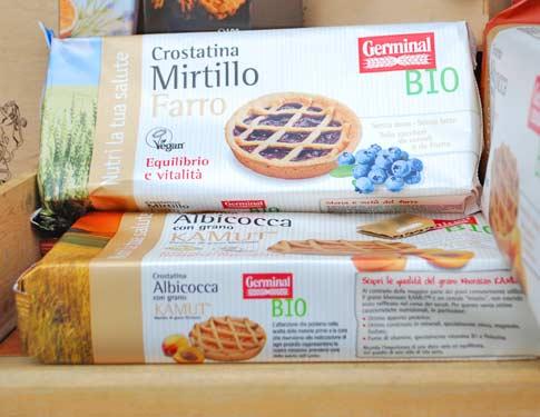 Crostatine Germinal Bio