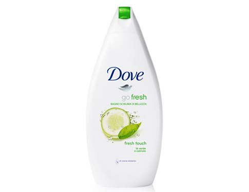 Dove Go Fresh Bagnoschiuma