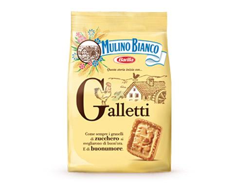 Galletti Biscotti Mulino Bianco