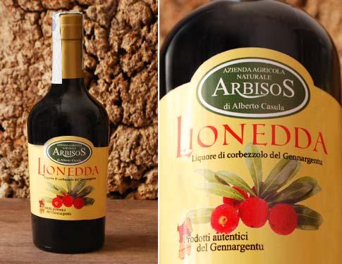 Liquore di Corbezzolo Lionedda