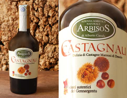 Liquore di Castagne Castagnau